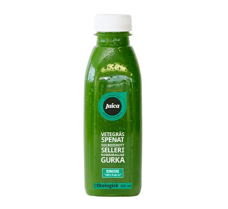 Grön RAW