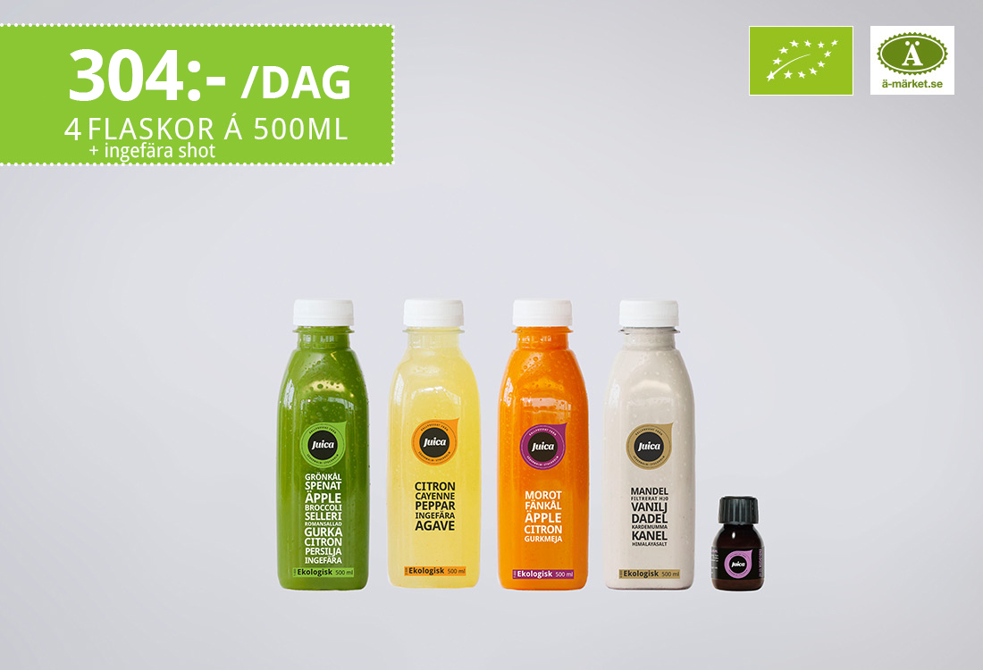 juice cleanse sverige