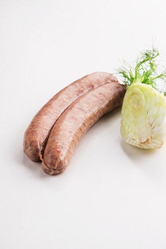 Färsk salsiccia
